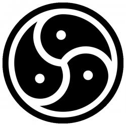 БДСМ, символика, знак
