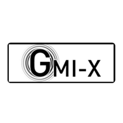 Логотип компании Gmi-x