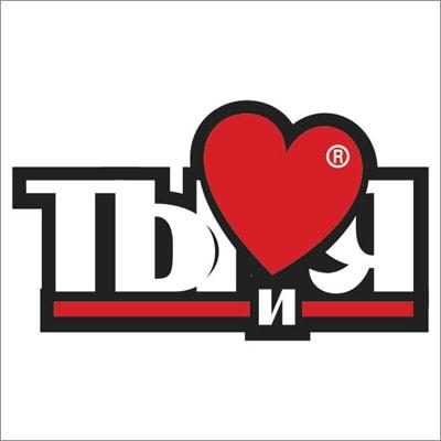 Логотип компании лаборатория биоритм - Ты и Я