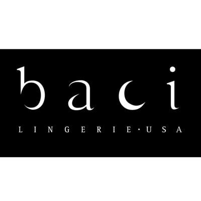 Логотип компании baci lingerie - нижнее женское белье