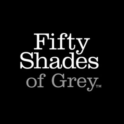 Fifty Shades of Grey logo - логотип компании