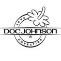 Doc Johnson logo - логотип компании из сша