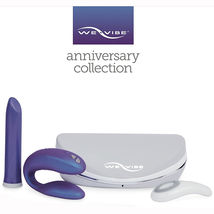 Набор We-Vibe Anniversary Collection - Sync и Tango, фиолетовые
