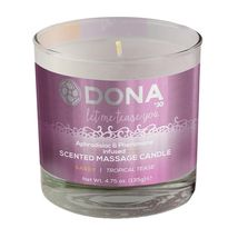 Массажная свеча DONA Scented Massage Candle Sassy Aroma Tropical Tease 135 г