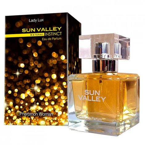 Духи Lady Lux Sun Valley Natural Instinct женские, 100 мл