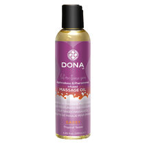 Массажное масло DONA Scented Massage Oil Sassy Aroma Tropical Tease 125 мл