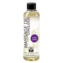 Massage Oil Stimelation Ylang Ylang массажное масло Иланг Иланг 250 мл