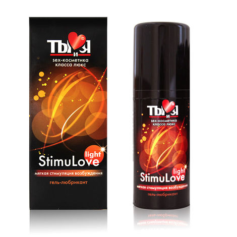 Гель - любрикант Stimulove Light 20 грамм