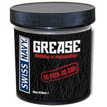 Крем для фистинга Swiss Navy Grease Jar , 473 мл