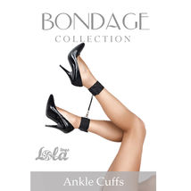 Поножи Ankle Cuffs Plus Size, черные