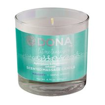 Массажная свеча DONA Scented Massage Candle Naughty Aroma Sinful Spring 135 г