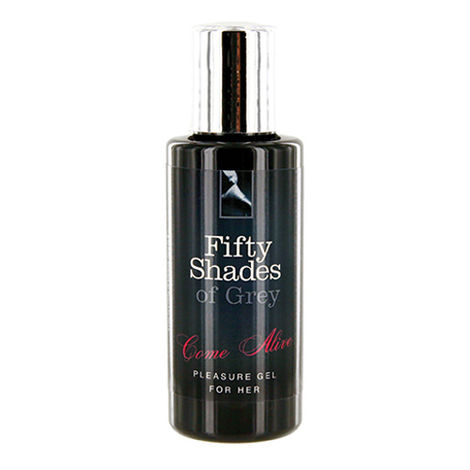 Женский возбуждающий гель Come Alive Pleasure Gel for Her 30ml - Fifty Shades of Grey