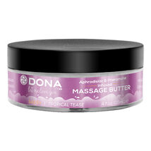 Крем-масло для массажа DONA Massage Butter Sassy Aroma Tropical Tease 115 мл